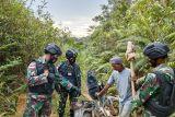 TNI tingkatkan pengawasan jalur batas Indonesia-Malaysia