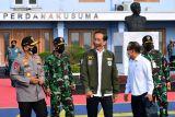 Presiden lakukan kunjungan kerja ke Kalsel