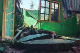 Angin kencang terjang pemukiman warga Sinjai, dua unit rumah rusak berat