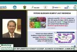 KKP : Revitalisasi usaha budidaya rumput laut tingkatkan produktivitas dan  daya saing