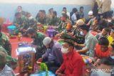 Aparat TNI hadiri perayaan maulid nabi Muhammad SAW di masjid Paniai Papua