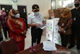 Menko PMK Muhadjir Effendy cek capaian dan stok vaksin di Sulawesi Tenggara