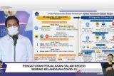 Kini pelaku perjalanan udara Jawa-Bali wajib tes PCR