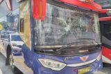 Polisi tangkap pelaku perusakan bus Arema FC