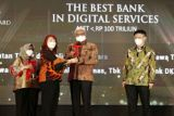 Bank Jateng raih 2 penghargaan pada Tempo Financial Award 2021