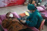 Tunjukkan solidaritas sosial, Kemenkumham Jateng gelar aksi donor darah