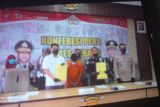 Polres Serang tangkap mantan kades gelapkan dana desa