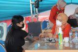 Jasa Raharja-Biddokkes Polda Lampung dukung percepatan vaksinasi