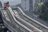 Progres Pembangunan LRT Jabodebek
