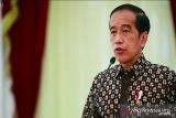Presiden Jokowi menargetkan RI pusat industri halal dunia pada 2024