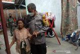 Lansia Tertua Usia 102 Tahun Di Kota Tegal Ikut Vaksinasi
