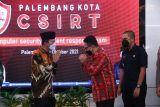 Kota Palembang luncurkan CSIRT amankan sistem pemerintah dari peretas