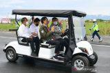 Presiden Jokowi dorong pengolahan CPO menjadi biodiesel