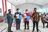 Rudenim dan Lapas Makassar bagi paket