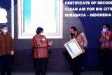 Kota Surabaya raih penghargaan udara terbersih se-Asia Tenggara