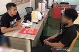 Polresta Mataram tangkap terduga pengedar sabu
