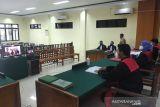 Lima terdakwa kasus pembunuhan gajah di Aceh Timur mulai disidangkan