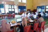 Polres Kolaka telah memvaksin 7.307 siswa sejak Agustus-Oktober 2021