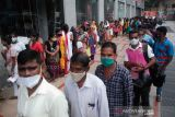 Begini cara India rayakan 1 miliar dosis vaksin COVID