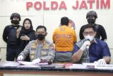 Polisi ringkus tersangka  penipuan seleksi penerimaan Taruna Akpol 2021