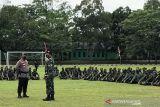 Panglima TNI kunjungan ke Timika ingatkan prajurit tugas belum selesai