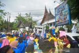 Aksi Evaluasi 7 Tahun Jokowi Di Padang