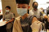Capaian vaksinasi COVID-19 di Sulsel