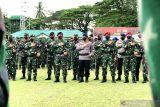 Panglima TNI berpesan kepada prajurit selalu jaga manunggal dengan rakyat