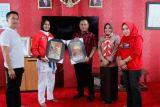 Bupati Lampung Selatan apresiasi atlet peraih medali PON XX Papua