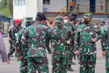 Pangdam XVII/Cenderawasih dampingi kunker Panglima TNI di Mimika