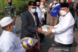 Santri berkontribusi tangani pandemi COVID-19