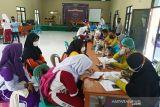 300 siswa SMAN 1 Buntok ikut vaksinasi COVID-19 dosis kedua