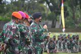 Panglima TNI ke Timika ingatkan prajurit tugas belum selesai