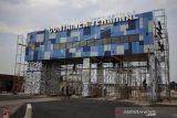 Pembangunan Auto Gate System Terminal Pelabuhan Batu Ampar