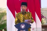 Presiden Jokowi: Ekonomi syariah peringkat 4 dunia tapi tak boleh berpuas diri