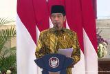 Presiden Jokowi harap MES jadi lokomotif pengembangan ekonomi syariah