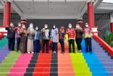 Universitas Gunadarma kunjungi kebun edukasi di Lampung Selatan
