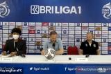 Pelatih Dejan sebut penalti oleh Persib buyarkan konsentrasi PSS