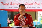 Wakil Bupati Pringsewu buka sosialisasi PATBM tingkat kecamatan