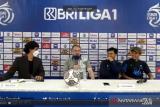 Robert Alberts sebut Persib Bandung kecolongan di babak pertama hadapi PSS