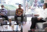 Temui Staf Khusus Menteri PUPR, Bupati Khairunas bahas percepatan pembangunan Solok Selatan