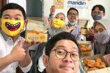 10.000 tahu gratis dibagikan di DIY dan Jateng