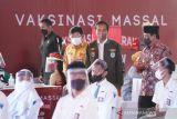 Sudah 70 juta penduduk Indonesia terima vaksin COVID-19 dosis lengkap