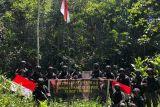 Satgas Pamtas Yonif 131 patroli patok negara RI-PNG