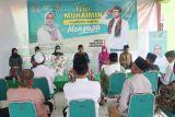 Anggota DPR RI Fraksi PKB Ela Siti Nuryamah peringati Hari Santri di Kabupaten Mesuji