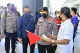 Pimpin apel pasukan sambut wisman di Bali, Kapolri ingatkan disiplin