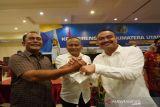 Farianda Putra Sinik terpilih menjadi Ketua PWI Sumut 2021 -2026
