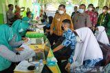 Vaksinasi COVID-19 Kadin Kotim sudah bantu 3.940 peserta