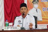 Bupati Sukamara tegaskan semua SOPD mempunyai peran penting