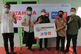 Pertamina Patra Niaga Regional JBB berikan bantuan kepada pekerja disabilitas di Tangsel